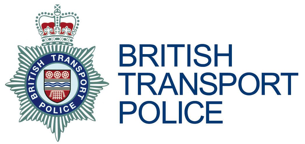 Underground racism, text British transport police on 61016